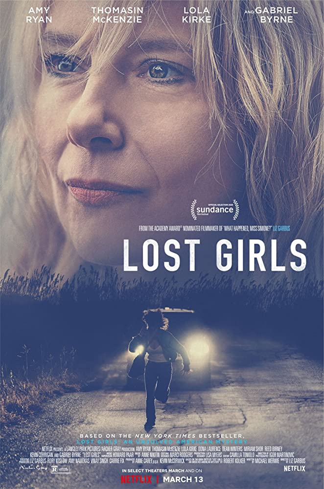 Amy Ryan and Sarah Wisser in Lost Girls (2020)