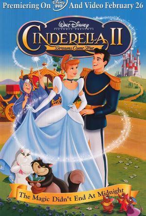 Cinderela II: Os Sonhos se Realizam Dublado Online