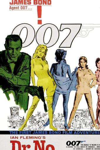 007: Contra o Satânico Dr. No Dublado Online