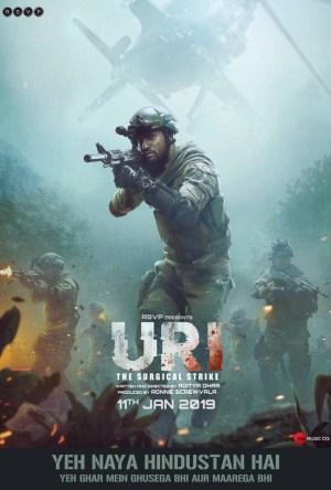 Uri: The Surgical Strike Legendado Online