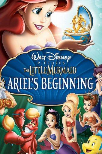 A Pequena Sereia 3: A História de Ariel Dublado Online