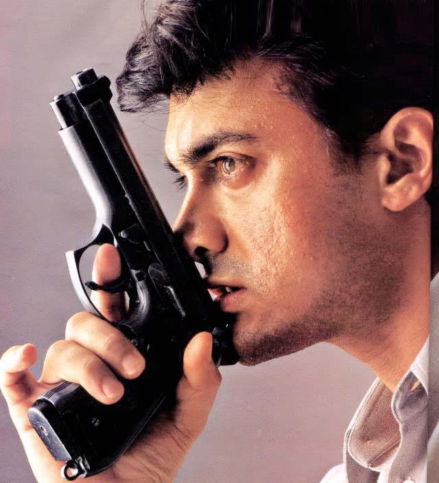 Image result for aamir khan sarfarosh