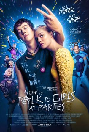 How to Talk to Girls at Parties Legendado Online