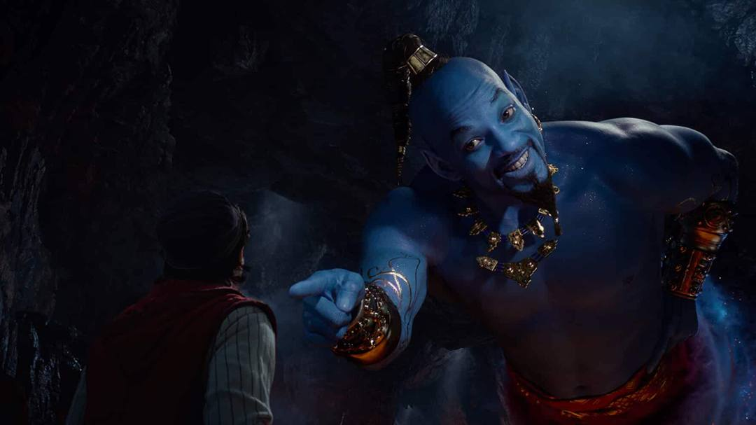 Aladdin TV Spot Featuring Will Smith