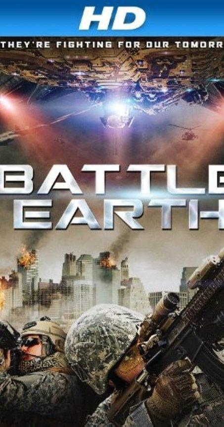 Battle Earth (2013) Dual Audio 720p HDRip 700MB
