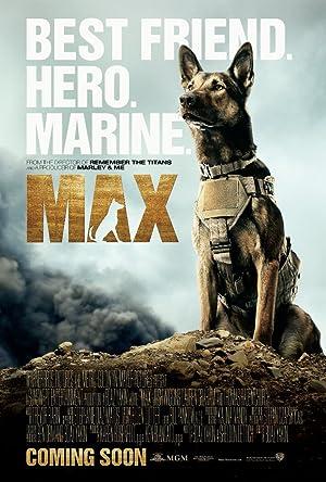 Max – O Cão Herói Dublado Online