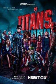 Titans Season 03 | Episode 01-04