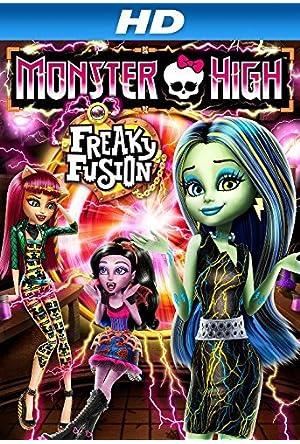 Monster High – Uma Fusão Muito Louca Dublado Online