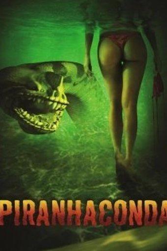 Piranhaconda Legendado Online