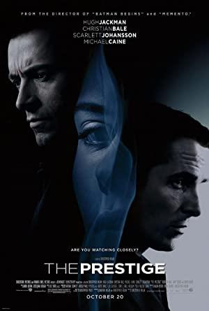 Download The Prestige (2006) Dual Audio {Hindi-English} 480p [300MB] || 720p [700MB] || 1080p [1.3GB]