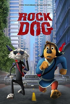 Rock Dog – No Faro do Sucesso Dublado Online