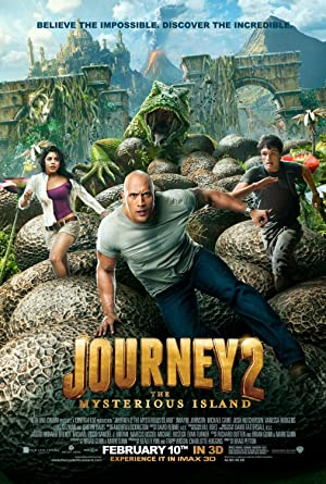 Download Journey 2: The Mysterious Island (2012) Dual Audio [Hindi+English] 720p {900MB}