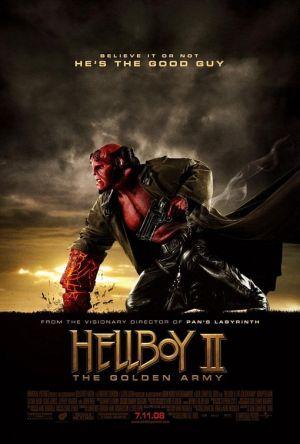 Hellboy II: O Exército Dourado Dublado Online