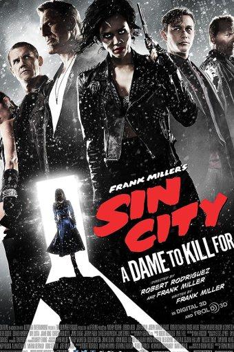 Sin City 2: A Dama Fatal Dublado Online
