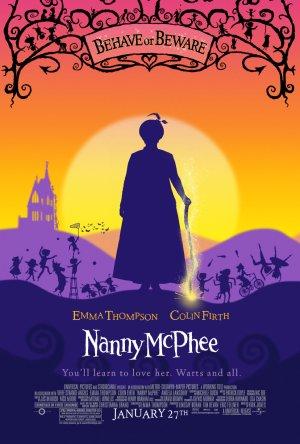 Nanny McPhee: A Babá Encantada Dublado Online