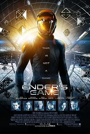Ender's Game – O Jogo do Exterminador Dublado Online