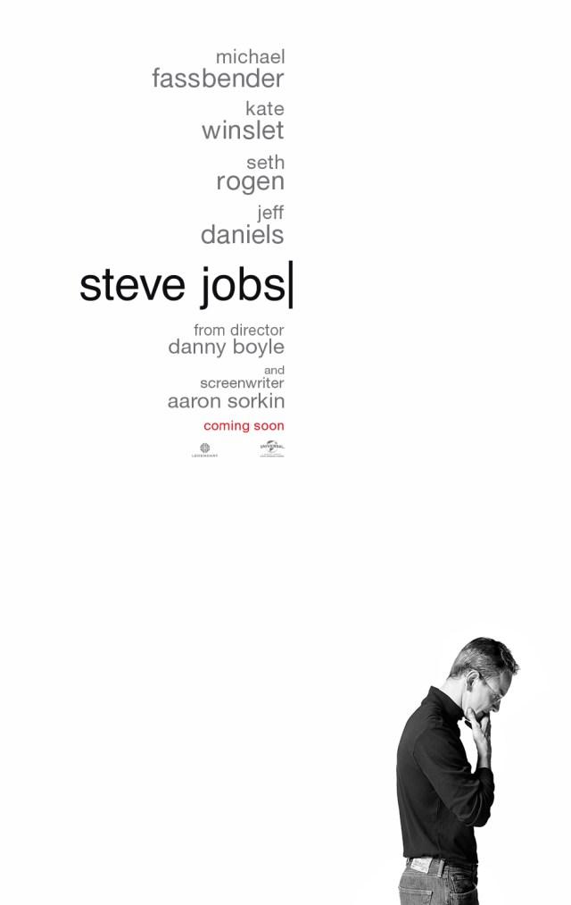 Risultati immagini per JOBS poster michael fassbender