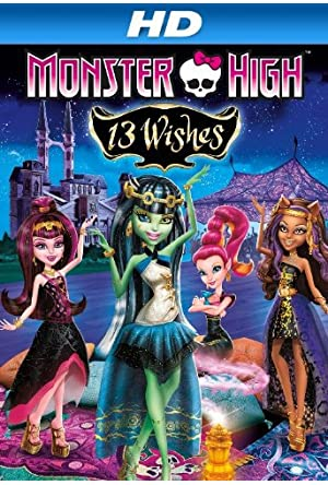 Monster High – 13 Monster Desejos Dublado Online