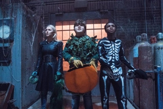 Goosebumps 2: Haunted Halloween movie review crítica