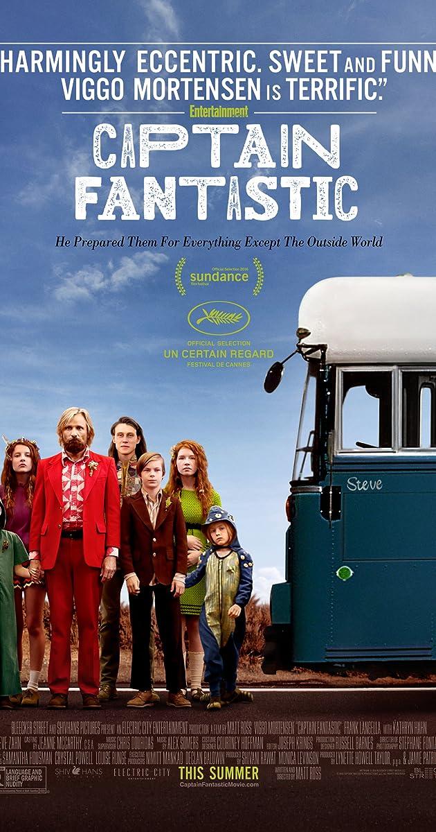 Captain Fantastic (2016) - IMDb