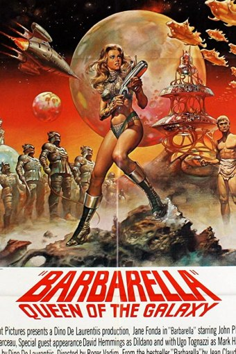 Barbarella Dublado Online