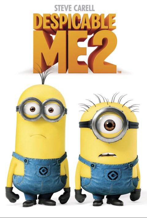 Despicable Me 2 (2013) {Hindi-English} 480p | 720p | 1080p