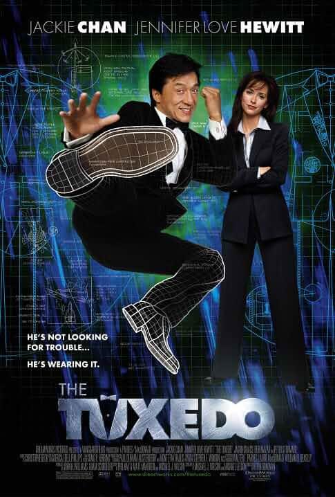 The Tuxedo (2002) 720p WEB-DL [Dual Audio] [Hindi DD 5.1 - Eng] AAC Esub -=www.movies365.co