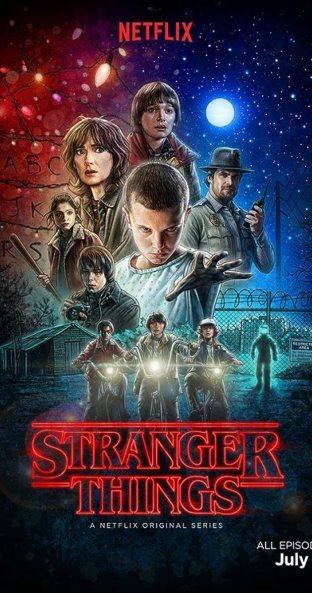 Stranger Things (TV Series 2016– )