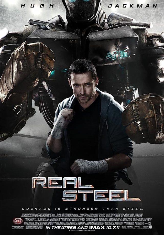 Real Steel 2011 Dual Audio 720p Bluray X264 Hindi