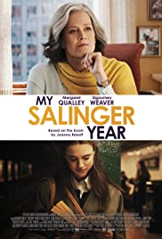 My Salinger Year Poster