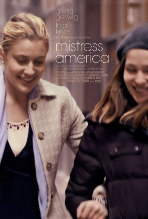 Mistress America Dublado Online