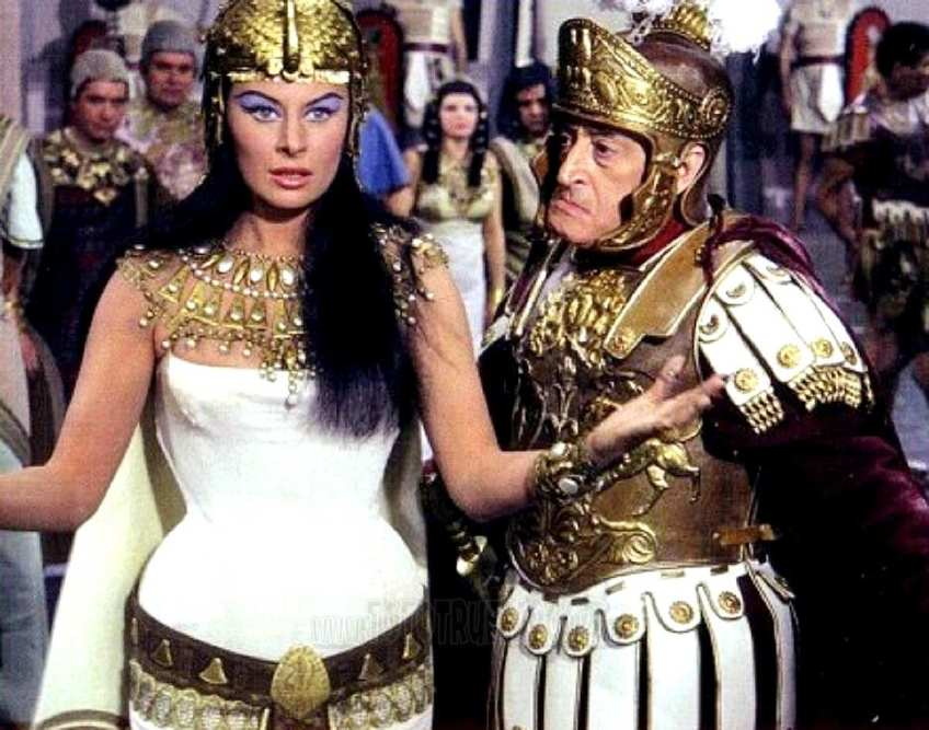 Totò e Cleopatra (1963) - Photo Gallery - IMDb