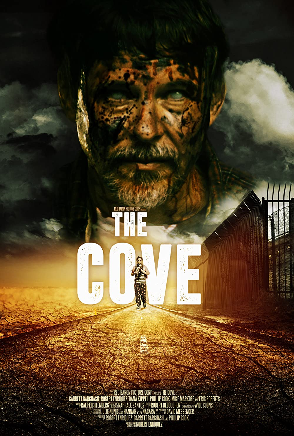 Escape to the Cove 2021 English 720p HDRip 800MB Download