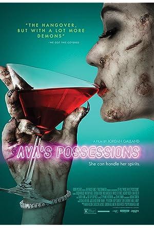 Ava's Possessions Legendado Online