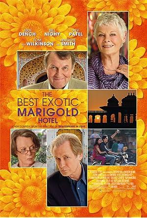 O Exótico Hotel Marigold Dublado Online