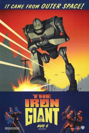 O Gigante de Ferro Dublado Online