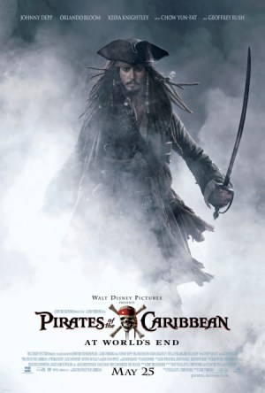Piratas do Caribe 3: No Fim do Mundo Dublado Online
