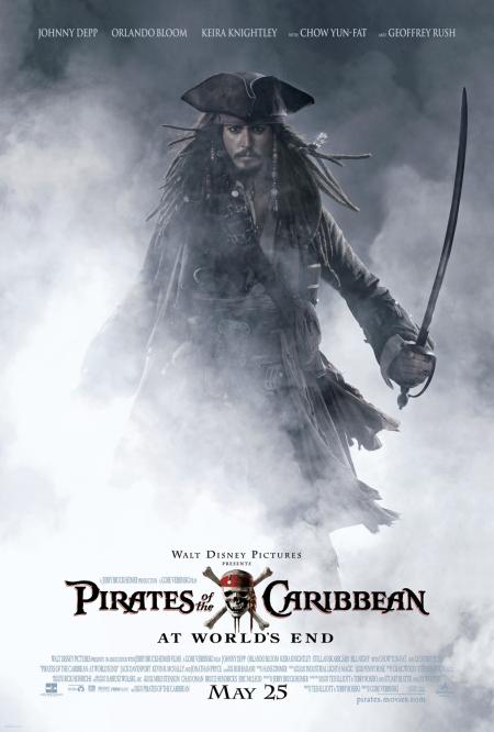 Pirates of the Caribbean 3 – 2007 Movie BluRay Dual Audio Hindi Eng 500mb 480p 1.7GB 720p 5GB 1080p
