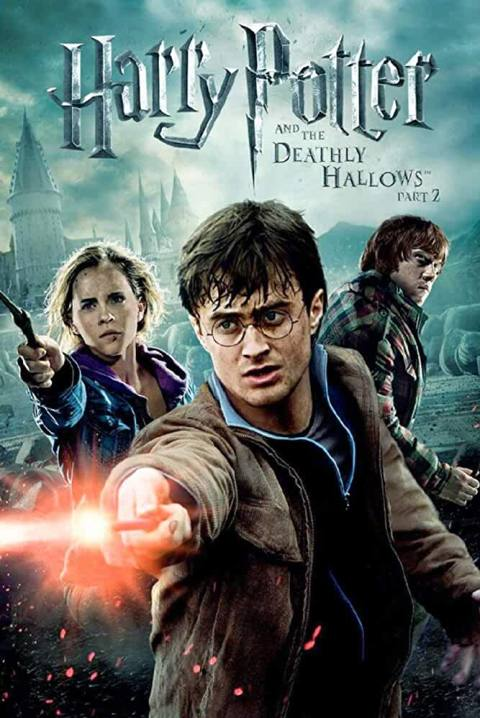 Download Harry Potter and the Deathly Hallows: Part 2 (2011) Full Movie In Hindi-English (Dual Audio) Bluray 480p [300MB] | 720p [1GB] | 1080p [2.2GB]