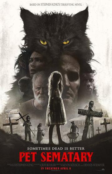 Pet Sematary (2019) - horror movie