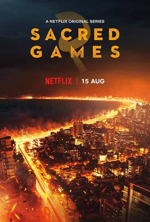 Sacred Games (2019) Season 2 Netflix All Episodes in Hindi 480p & 720p WEB-DL