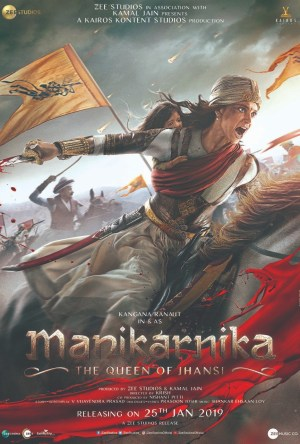 Manikarnika: The Queen of Jhansi Legendado Online