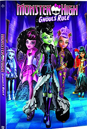 Monster High – Uma Festa de Arrepiar Dublado Online