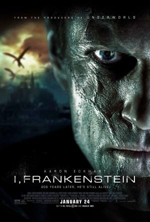 Frankenstein – Entre Anjos e Demônios Dublado Online
