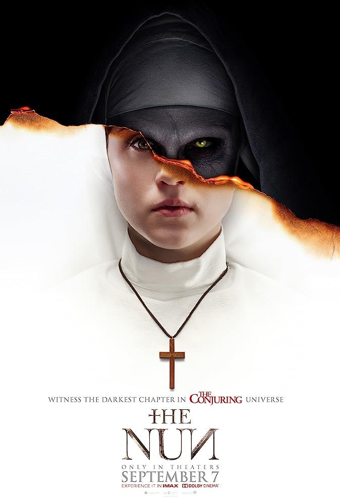 Download The Nun Sub Indo : download, Movie, English