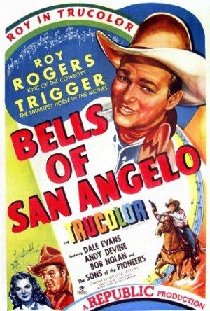 Roy Rogers: Os Sinos de Santo Ângelo Dublado Online