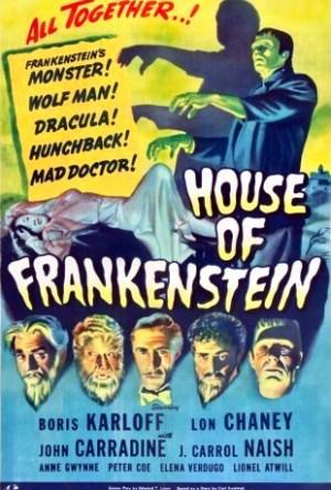 A Casa De Frankenstein Dublado Online