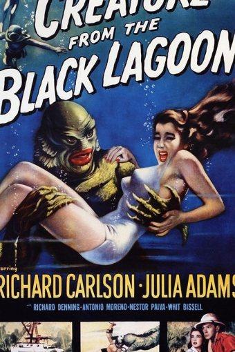 O Monstro da Lagoa Negra Dublado Online