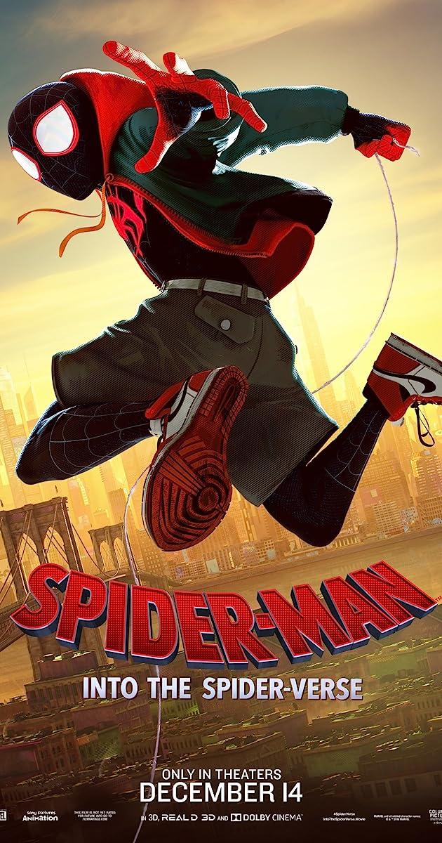 Spider-Man: Into the Spider-Verse (2018) - IMDb