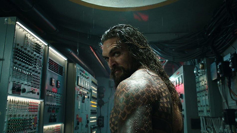 Jason Momoa in Aquaman (2018)